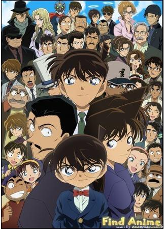 аниме Детектив Конан OVA-8 21.11.11