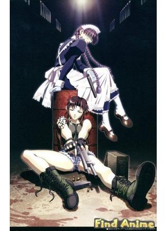 аниме Пираты «Черной лагуны» OVA 21.11.11