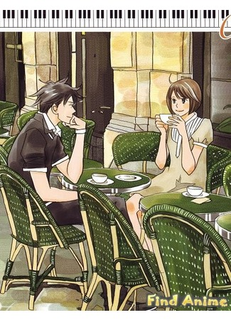 аниме Нодамэ Кантабиле [ТВ-2] (Nodame Cantabile: Paris Chapter: Nodame Cantabile Paris Hen) 21.11.11