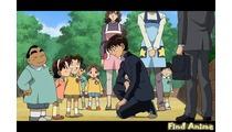 Детектив Конан Магический файл 2: Кудо Шиничи - Дело о таинственной стене и чёрном лабрадоре