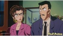 Детектив Конан (фильм 04) Потерянное в памяти