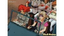 Мобильный воин ГАНДАМ: Восьмой взвод МС - OVA