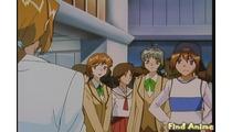 Белый крест OVA