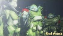 Бронированные Воины Вотомы: Файлы Пэйлсэна