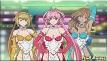 Розовый Мотылек, Воительница в неглиже [OVA]