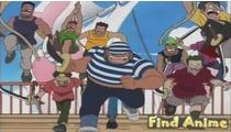 Ван-Пис (спецвыпуск #1): Приключение в Глуби Океана