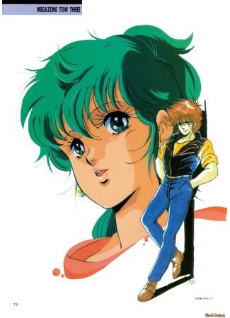 аниме Мегазона 23 OVA-1 (Megazone 23) 01.05.12