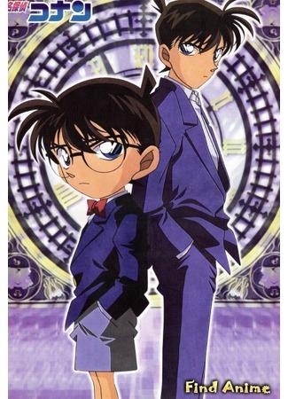 аниме Детектив Конан OVA-3 (Meitantei Conan: Conan to Heiji to Kieta Shounen) 04.05.12