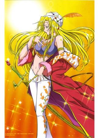 аниме Огни Пестрой Арены OVA-2 06.05.12