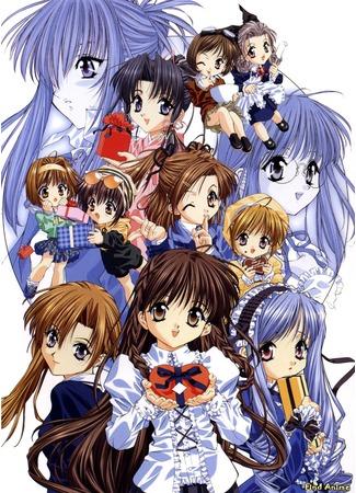 аниме Сестры-принцессы [ТВ-2] (Sister Princess: Re Pure) 08.05.12