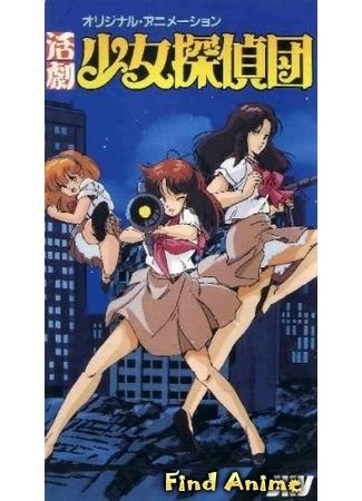аниме Девичий Клуб Детективов (Girl Detective Club: Katsugeki Shojo Tanteidan) 11.05.12