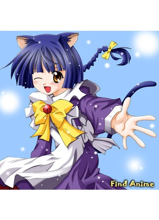 аниме Магическая девочка-кошка Таруто (Mahou Shoujo Neko Taruto: Magical Nyan Nyan Taruto) 21.05.12