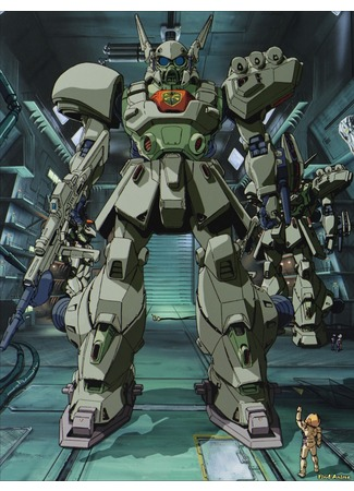 аниме Гандам: Миссия Возрождения (Gundam: Mission To The Rise) 24.05.12