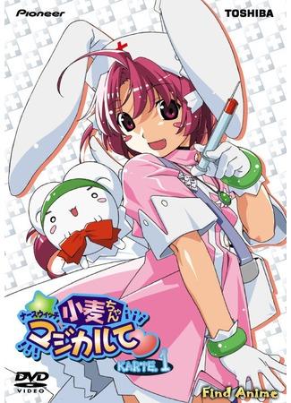 аниме Волшебница-медсестра Комуги-тян (Nurse Witch Komugi-chan Magikarte) 24.05.12