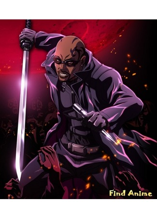 аниме Блэйд (Blade) 24.05.12