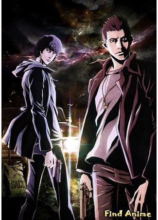 аниме Сверхъестественное (Supernatural The Animation) 28.05.12