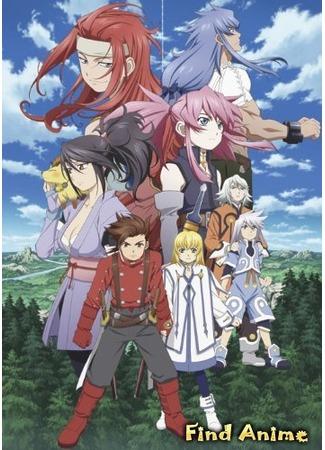 аниме Сказания Симфонии OVA-2 (Tales of Symphonia: Tethe'alla Chapter) 30.05.12