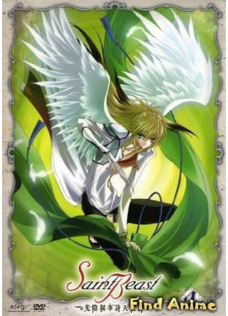 аниме Священные звери [ТВ-2] (Saint Beast: Angel Chronicles: Saint Beast: Kouin Jojishi Tenshi Tan) 30.05.12
