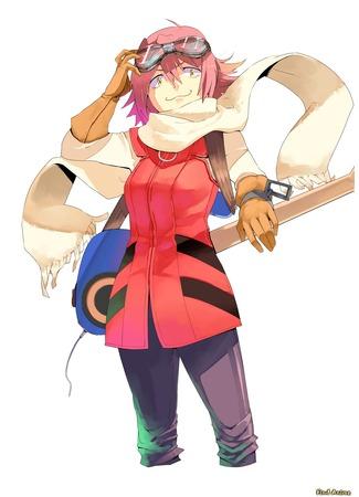 аниме Фури-кури (Furi Kuri: FLCL) 13.05.13