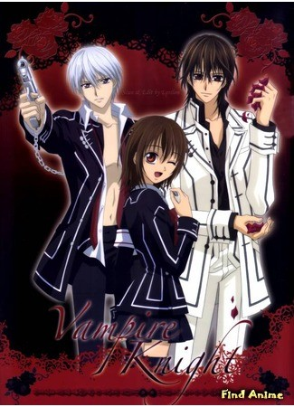 аниме Рыцарь-вампир 05.01.14