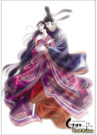 аниме Повесть о Гэндзи: Тысячелетие (Millennium Old Journal: Tale of Genji: Genji Monogatari Sennenki) 18.11.14