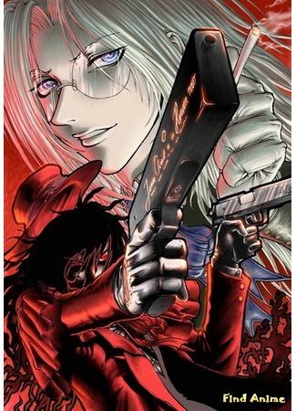 аниме Хеллсинг [OVA] 06.02.15