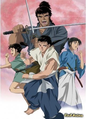 аниме Время битв (Time of Shura: Mutsu Enmei Ryuu Gaiden: Shura no Toki) 23.04.15