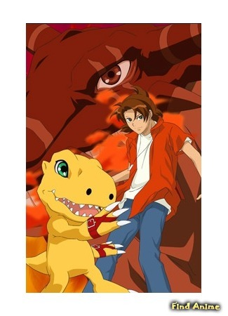 аниме Спасатели дигимонов (Digimon Data Squad: Digimon Savers) 09.05.15