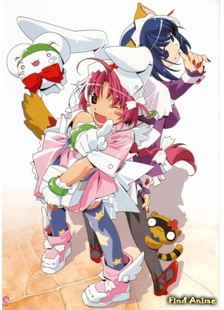 аниме Волшебница-медсестра Комуги-тян (Nurse Witch Komugi-chan Magikarte) 10.05.15