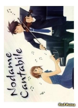 аниме Нодамэ Кантабиле [ТВ-1] (Nodame Cantabile) 07.07.15