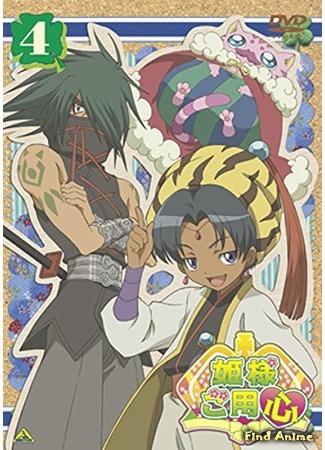 аниме Будьте осторожны, принцесса (Princess Beware: Hime-sama Goyoujin) 26.10.15