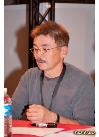 Дизайнер персонажей Суда Масами 19.03.16