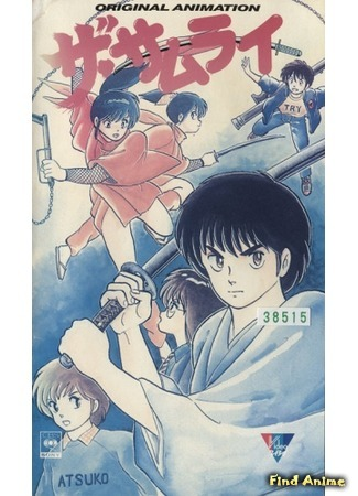 аниме Самурай (The Samurai: Za Samurai) 11.07.16
