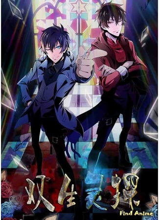 аниме Близнецы-детективы (Twin Spirit Detectives: Shuangsheng Lingtan) 08.09.16