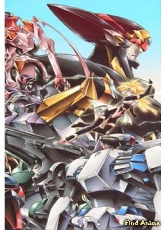 аниме Таинственная фея Роуран (Strange Steel Fairy Rouran: Kikou Sennyo Rouran) 08.11.16