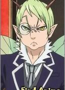 Beelzebub (Hoozuki no Reitetsu)