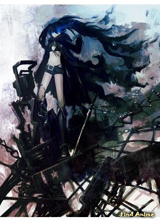 аниме Стрелок с Чёрной★Скалы [OVA] (Black Rock Shooter OVA: Black Rock Shooter) 12.12.17