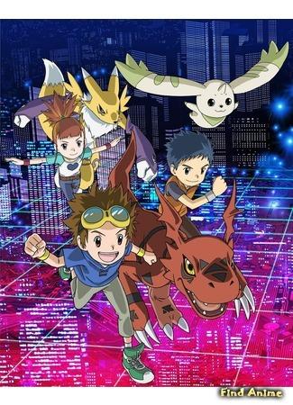 аниме Укротители Дигимонов (TV-3) (Digimon Tamers) 04.04.18