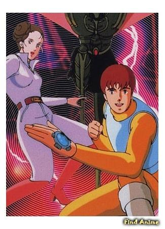 аниме Человек линза [ТВ] (Lensman: Power of the Lens: Galactic Patrol Lensman (TV)) 12.10.19