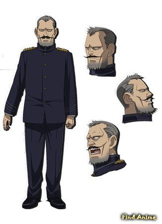 Герой Сиросукэ Инудо 25.10.20