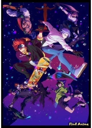 аниме Ск3йт: Бесконечность (SK8 the Infinity) 07.11.20