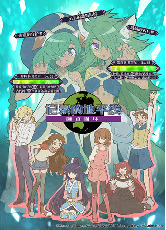 аниме Покорение горизонта 3 (Log Horizon 3rd Season: Log Horizon: Entaku Houkai) 21.12.20