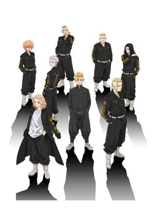 аниме Токийские мстители (Tokyo Revengers) 12.03.21