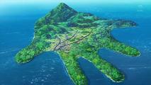 Ван Пис История Луффи: Приключение на Ладоневом Острове! (спецвыпуск #6)