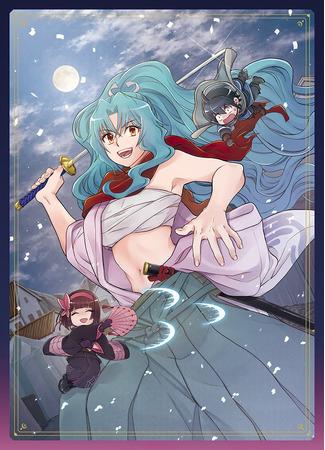аниме Лунное путешествие приведёт к новому миру (Tsukimichi: Moonlit Fantasy: Tsuki ga Michibiku Isekai Douchuu) 03.10.21